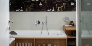 Piastrelle bianche: il jolly per poter rinnovare spesso e facilmente il bagno