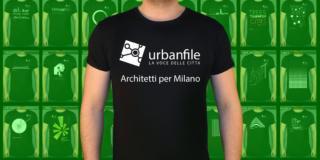T-shirt d'autore: architetti per Milano