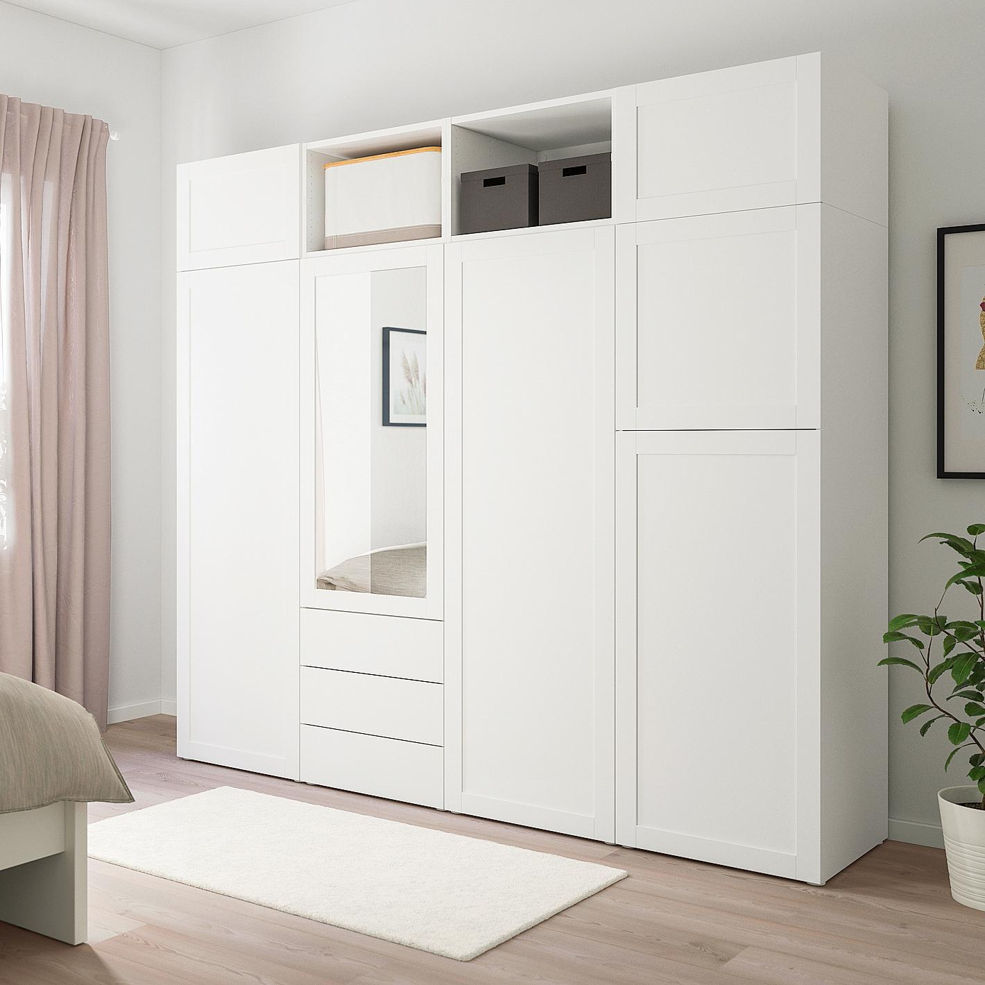 Armadio Con Vano Tv Ikea.Come Progettare L Armadio 10 Modelli In Linea Cose Di Casa