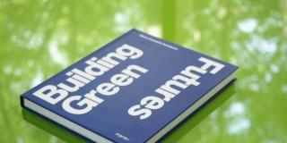 copertina del volume Building Green Future dello studio MCA