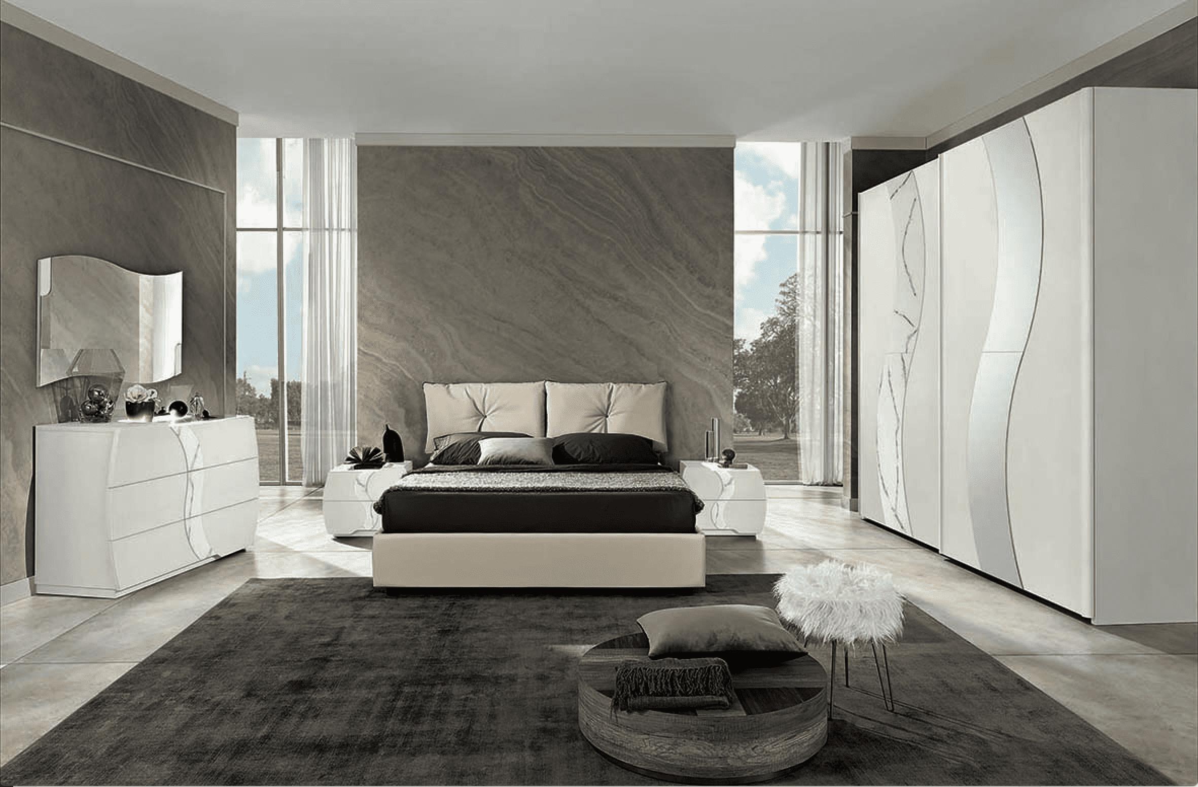 Camera Da Letto Tre Stili Cose Di Casa