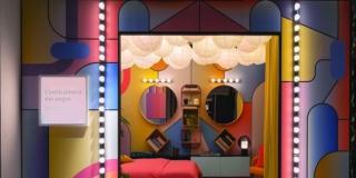 Una camera per sognare: Elena Salmistraro per Ikea