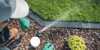 Irrigare il giardino senza sprecare l'acqua