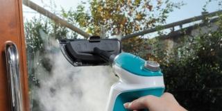 Mini pulitori a vapore portatili