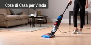 Pulizia pavimenti con Vileda JetClean 3in1: un innovativo strumento che aspira, lava e asciuga