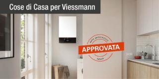 Caldaie a condensazione a gas Viessmann: design rinnovato, massima efficienza e più risparmio