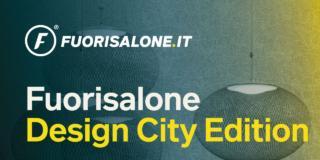 logo Fuorisalone Design City Edition