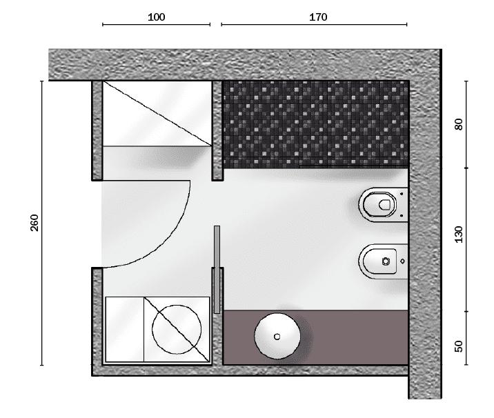 Vasca Con Doccia 3 Progetti Per Sorprendenti Soluzioni In Muratura Cose Di Casa