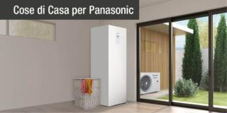 Superbonus al 110% con le pompe di calore Aquarea di Panasonic