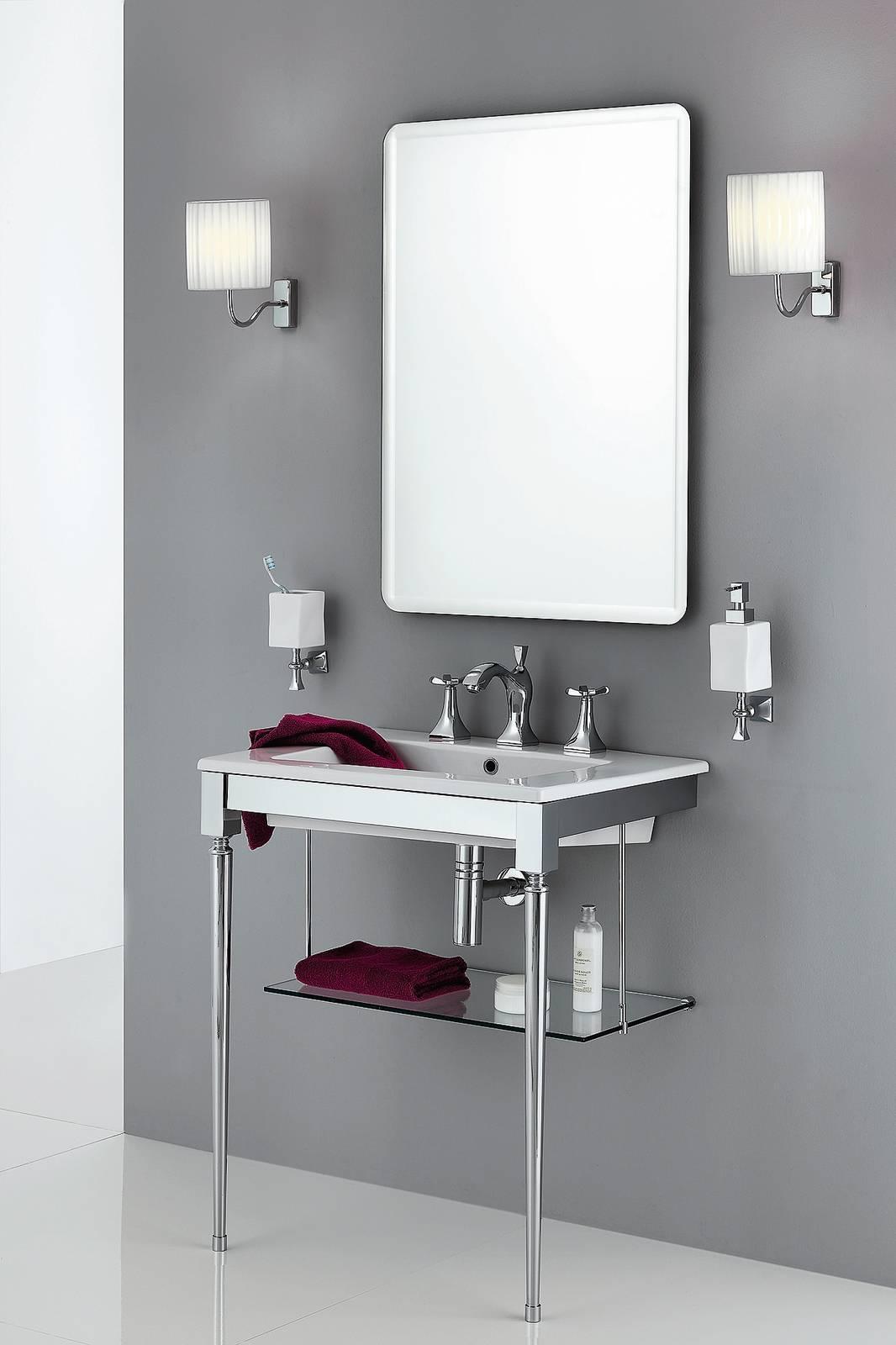 Abbinare Specchio E Luci In Bagno Cose Di Casa