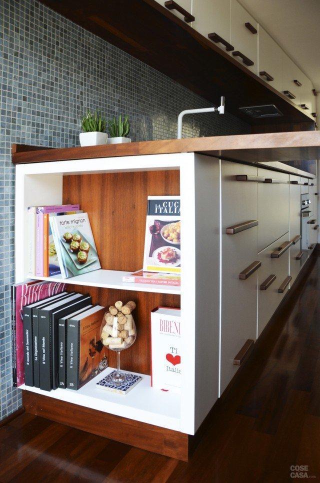 Parete dietro i fornelli della cucina? Quale materiale ...