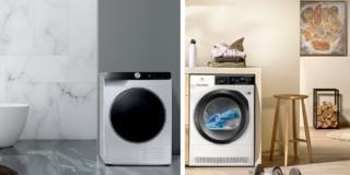 Asciugatrici efficientissime a consumi ridotti