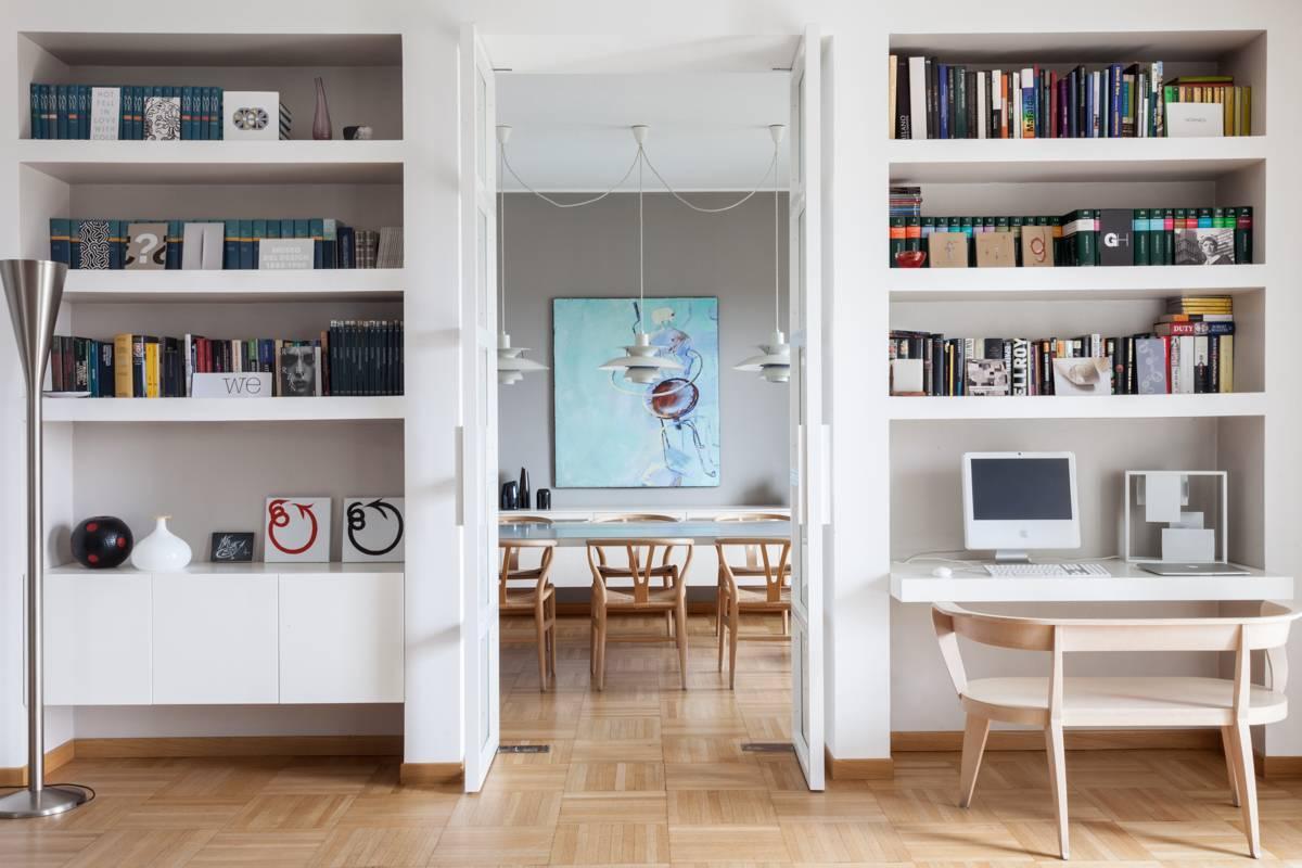 Progettare La Libreria Giusta Per La Tua Casa Cose Di Casa
