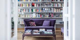 Progettare la libreria giusta per la tua casa