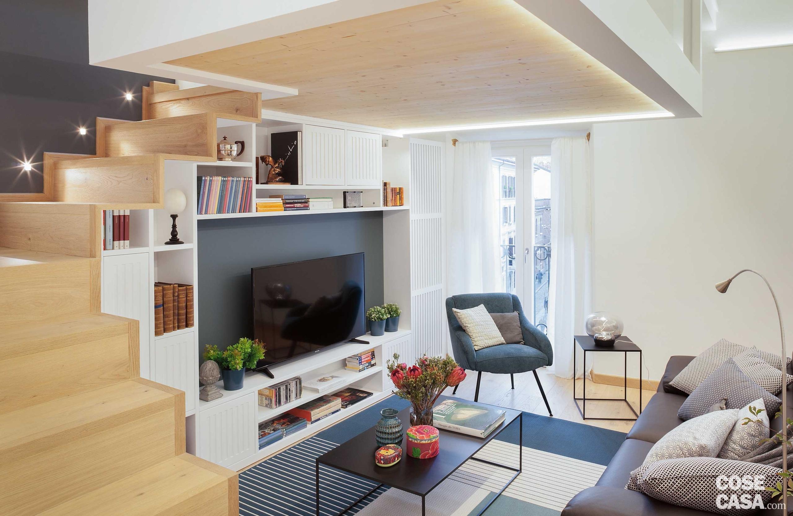 Ingrandire Casa Con Il Soppalco Un Esempio Da 70 A 95 Mq Cose Di Casa