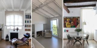 soffitti progetti arch. Clara Bona