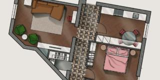 Come ristrutturare una casa d'epoca per ricavare un bagno in più e conservare i pavimenti originari