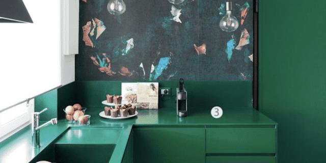 34+21 mq: sottotetto in verde in un palazzo d'epoca