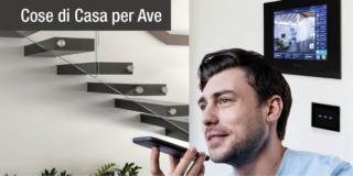Assistenti vocali: una nuova dimensione smart per la domotica AVE
