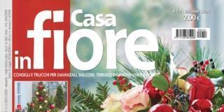 In edicola dal 25 novembre, Casa in Fiore di dicembre 2020