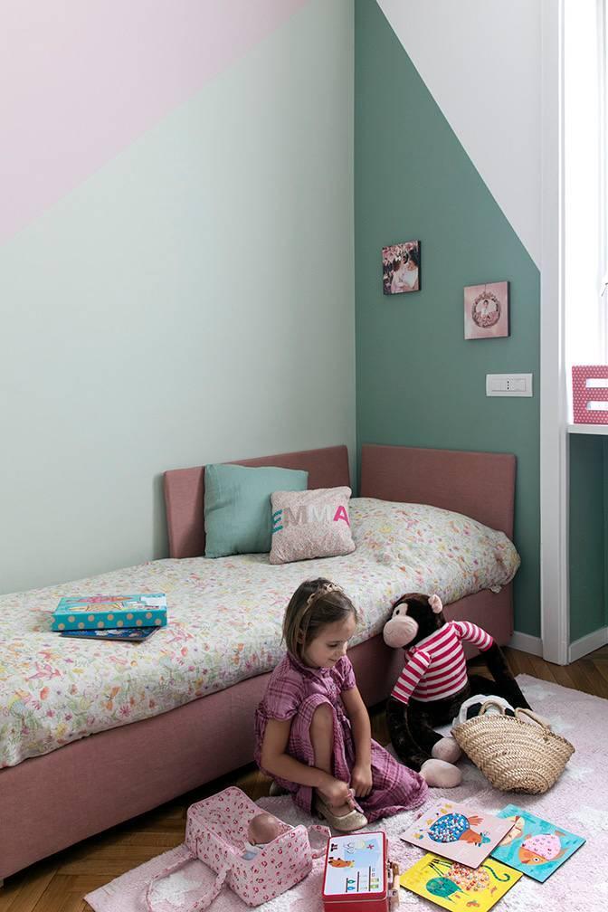 Personalizzare La Cameretta Dei Bambini Anche Con Restyling Di Vecchi Mobili Cose Di Casa