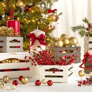 Decorazioni Natalizie A Poco Prezzo.Decorazioni Di Natale Per La Casa Cose Di Casa