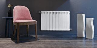 radiatore pressofuso Exclusivo D3 di Fondital