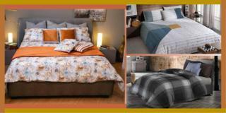 Biancheria & tessile invernale per la camera