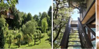 awen tree house castiglione del lago