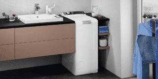 lavatrice carica alto L7TBC733 aeg