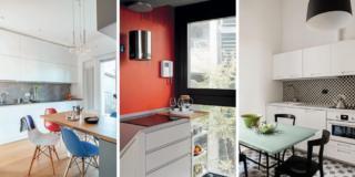 Parete dietro i fornelli della cucina? Quale materiale