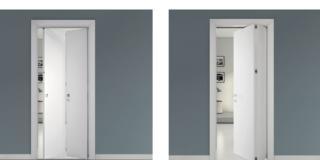 Porte salvaspazio: tante soluzioni per gli ambienti piccoli