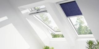 Finestre per tetto: in mansarda, meglio tenda o tapparella?