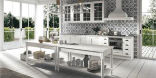 Cucine in vero legno, classiche ma non solo