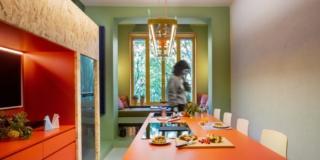 A Milano, la casa ideale per vivere e lavorare si apre ai primi ospiti