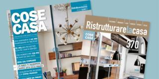 In edicola dal 25 febbraio, Cose di Casa di marzo 2021, con lo speciale Ristrutturare la casa