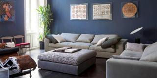 Scegliere il divano: le foto delle case con soluzioni da copiare
