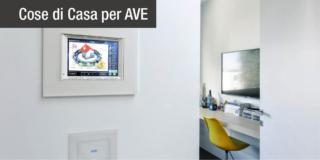 Antifurto smart AVE: massima protezione, con controllo via app