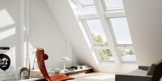 Finestre per tetti per aprire la casa alla luce