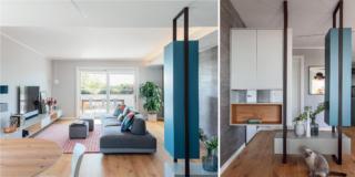 Attico moderno, 103 mq nella casa di nuova costruzione