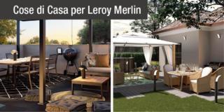 Arredi outdoor: tutto per giardini e terrazzi
