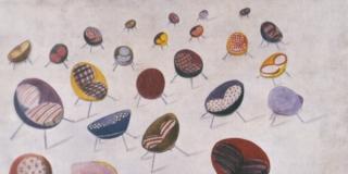 Lina Bo Bardi disegni per la Bowl Chair