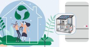 Casa ecosostenibile: il vantaggio di sostituire i vecchi impianti