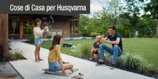 Giardinaggio smart con Husqvarna
