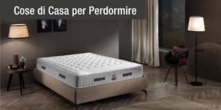 Materassi e cuscini Perdormire: la giusta temperatura garantisce un buon sonno