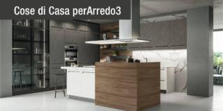Arredo3, forma e materia del saper fare in cucina
