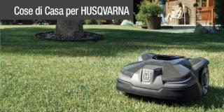 Nuovi robot tagliaerba Husqvarna Automower® per giardini di piccole e medie dimensioni