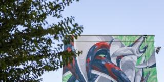 Super Walls, Padova galleria artistica a cielo aperto con la seconda edizione della Biennale di Street Art