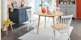 Tavoli da cucina piccoli: 18 modelli con foto, misure e prezzo