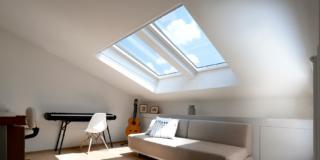 Mansarda e tipologie di tetto
